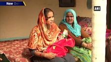Hindu refugee family in Delhi names new born 'Nagrikta'
