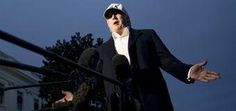 Trump: 'I'm not' considering firing Mueller