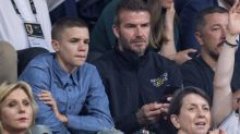 Millie Bobby Brown reportedly dating Romeo Beckham