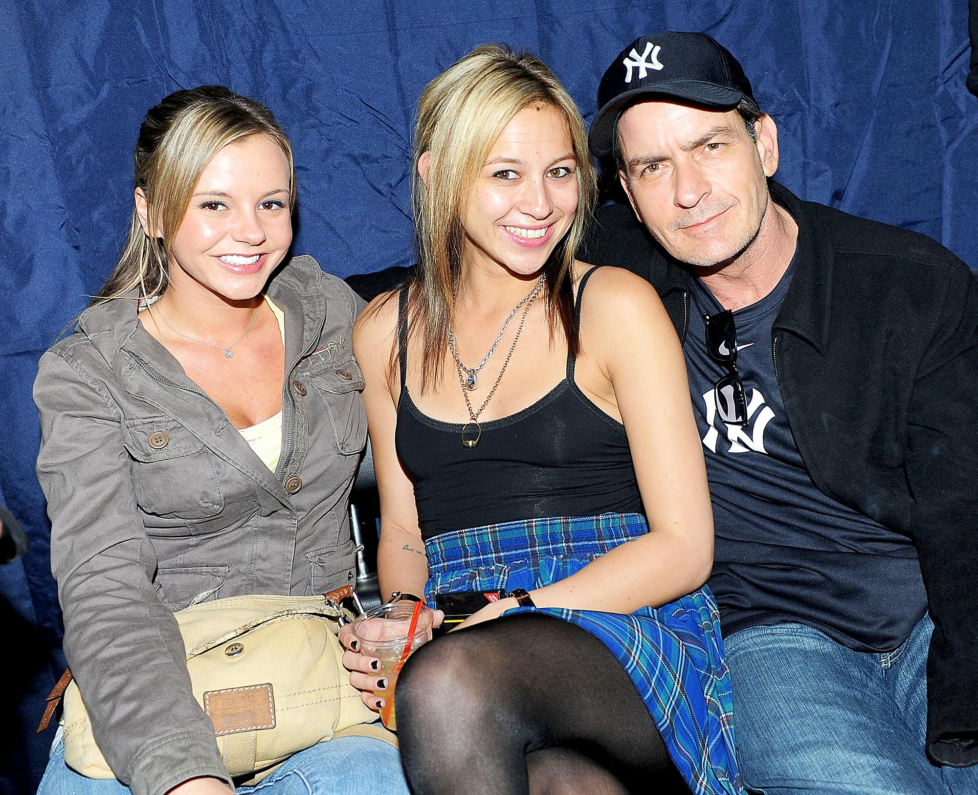 Outinpublic Staircase Porn bree olson, charlie sheen's ex, tells young girls: 'don't do