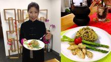 【素食十年】藍婷素造精彩,分享輕素食食譜!