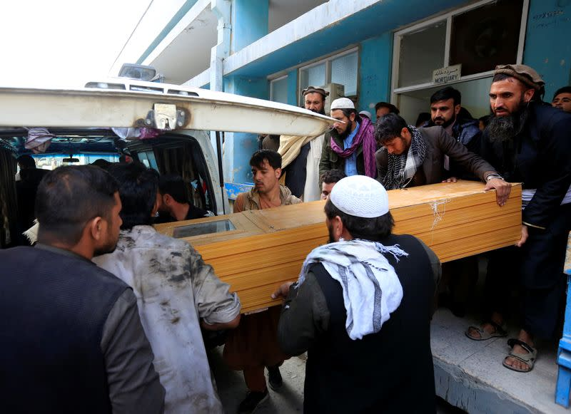 Gunmen kill head of Japan aid agency in Afghanistan