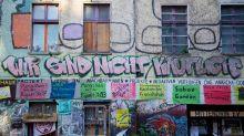 """Berlin-Friedrichshain: Räumung von """"Liebig 34"""" - """"Bereitet euch auf Kampf vor"""""""