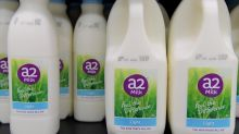 China sales growth unchanged: A2 Milk