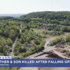 Father and Son Fall 75 Feet Off a Cliff to Their Deaths While ATV Riding
