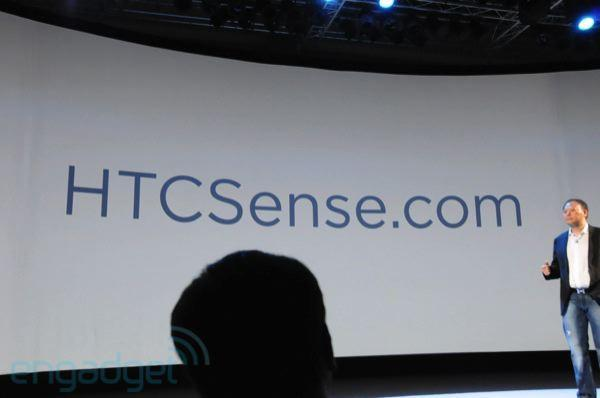HTCSense.com will backup and remotely locate / wipe HTC devices