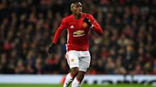 Pogba returns to training in boost for United