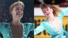 Watch Margot Robbie as shamed figure skater Tonya Harding in I, Tonya teaser