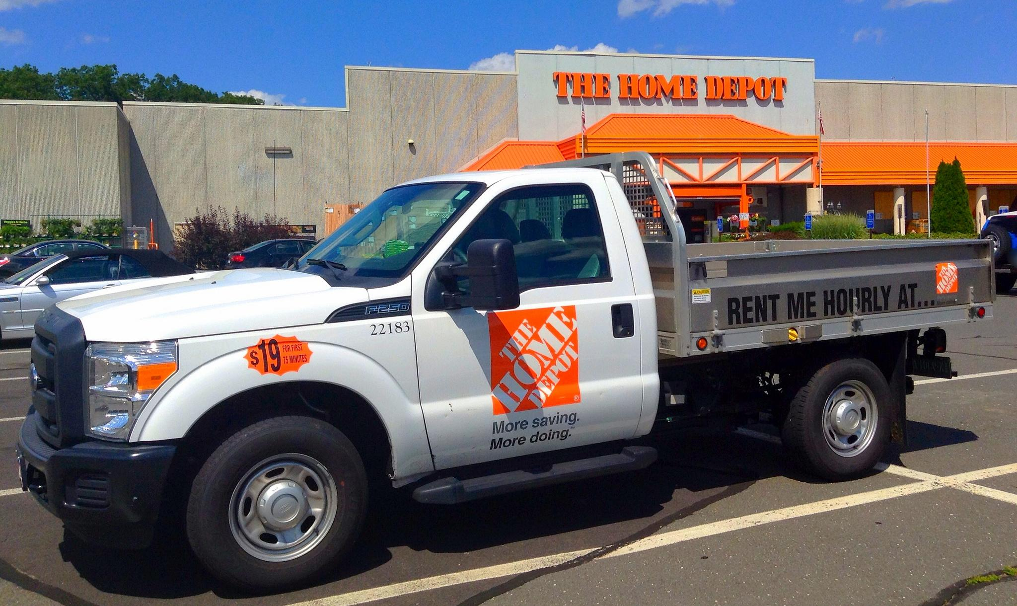 Home Depot North Haven