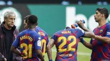 De olho na Champions, Barcelona recebe três boas notícias de uma só vez para Setién