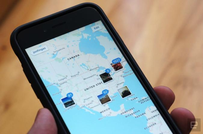 Instagram is dropping photo maps