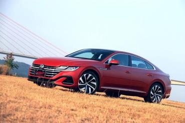 價格大眾,造型出眾!Volkswagen Arteon吸光所有目光