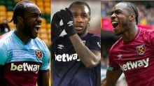 Michail Antonio: West Ham forward on knockbacks, negativity and racism