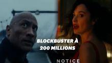 """""""Red Notice"""" sur Netflix : son casting et son budget laissent entrevoir un blockbuster colossal"""