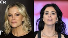 Megyn Kelly and Sarah Silverman are in a Twitter feud over the comedian's profanity-laced Trump tweet
