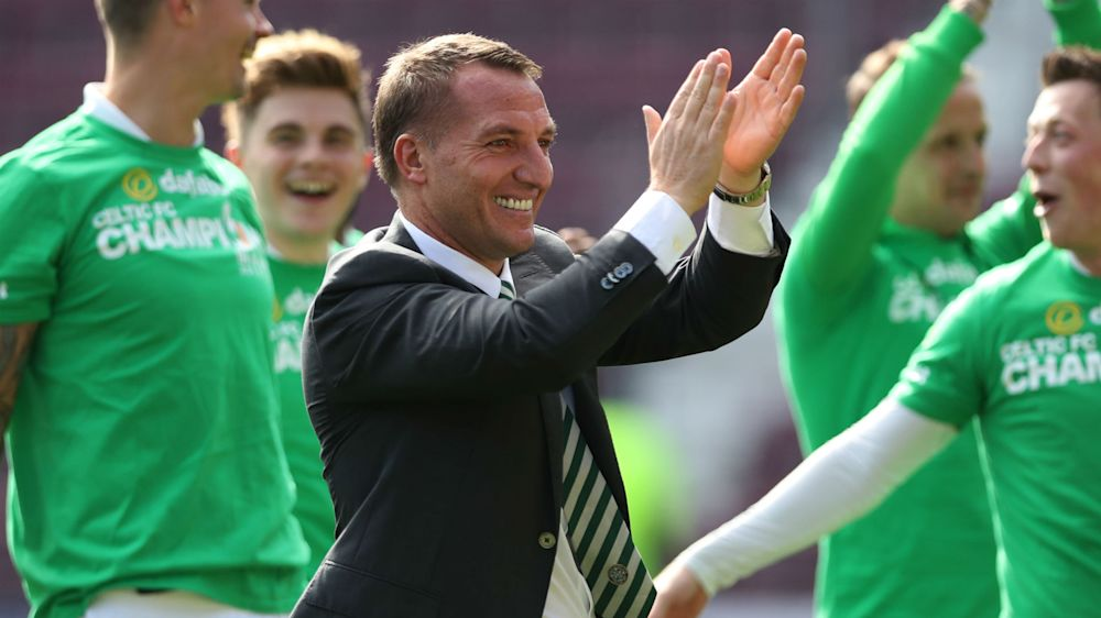'I'm a very lucky supporter' - Rodgers delighted with Celtic extension
