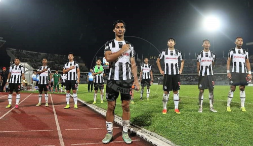 JDT 2 (3) Pahang 1 (4): Soumareh's late header sends Tok Gajah to semis