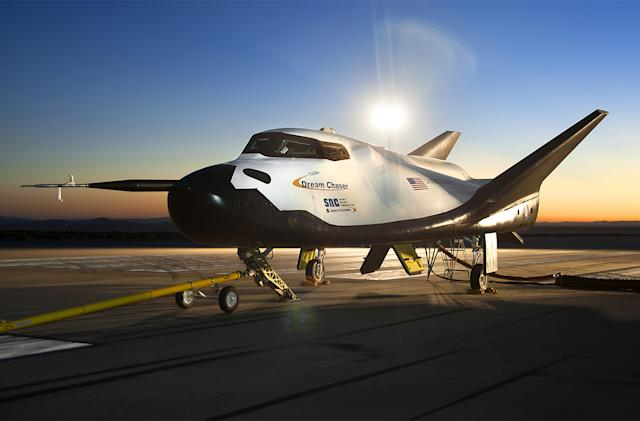 NASA picks three private space companies to resupply the ISS