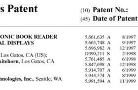 Amazon Kindle dual-screen e-reader patent granted, Barnes & Noble Nook potentially in trouble