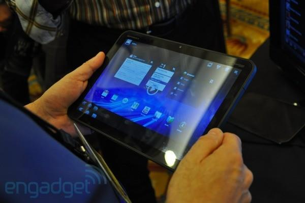 Sanjay Jha says multiple Motorola tablet sizes coming, hints at Atrix on other carriers