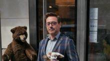 Robert Downey Jr.: Auf Kuschelkurs in Berlin