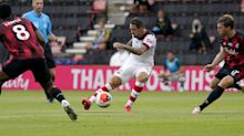 Bournemouth 0-2 Southampton: Ings and Adams leaves Cherries on the brink