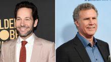 Will Ferrell, Paul Rudd Series 'The Shrink Next Door' Lands at Apple