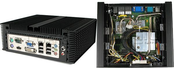 SolidLogic GS-L10 Mini-ITX wraps itself in blanket of heat sinks for comfort, fanless existence