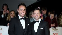 Ant McPartlin makes joke about his 'breakdown'