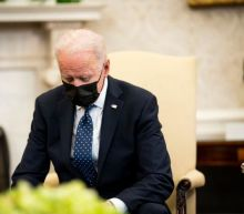 Biden says he's praying for the 'right verdict' in Chauvin trial