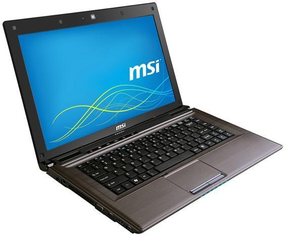 MSI outs new CR41 notebook, hopes you like the color royal bronze