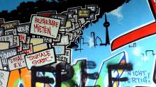 街頭藝術正在消失!為何柏林壁畫面臨拆除危機?