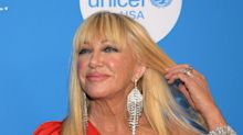 Suzanne Somers, 73, told to 'show some class' after baring all in 'birthday suit' photo