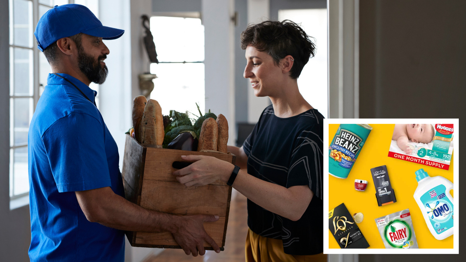 Here's how to get Amazon to deliver your groceries for free and knock 10% off