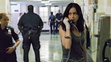 Jessica Jones is in trouble in new season 2 pictures