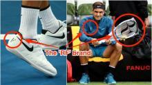 Roger Federer a perdu son logo iconique 'RF' après que son contrat avec Nike a expiré — mais il veut le récupérer