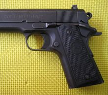 Forget Glock or Sig Sauer: This 100 Year Old Gun Might Be Better