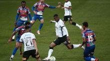 Fortaleza abre o placar, mas Timão busca o empate com belo gol de Luan