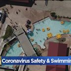 Coronavirus Safety And Swimming