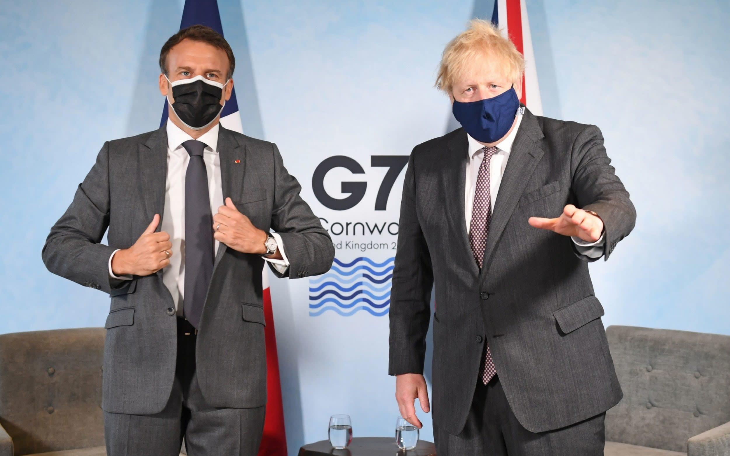Boris Johnson's warning to EU: 'I will not hesitate to take unilateral measures over Northern Ireland'