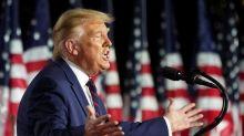 Médico de Trump afirma que presidente no ha tenido un ACV