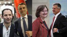 VIDEO. Européennes: Benoît Hamon, Jérémy Clément, Nathalie Artaud... Qui sont les têtes de liste?