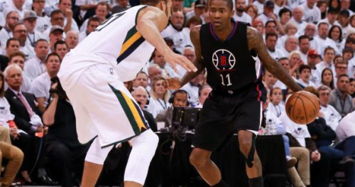 Basket - NBA - Rudy Gobert jouera le match 7 entre les Clippers et le Jazz