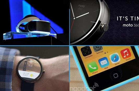 Daily Roundup: Sony's 'Project Morpheus,' the Moto 360 smartwatch and more!