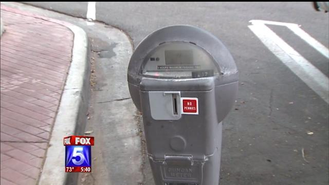 Parking Meter Hours To Shift