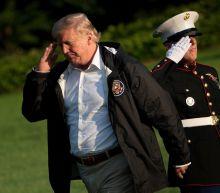 Trump blasts 'ridiculous' US spending bill, revives shutdown threat