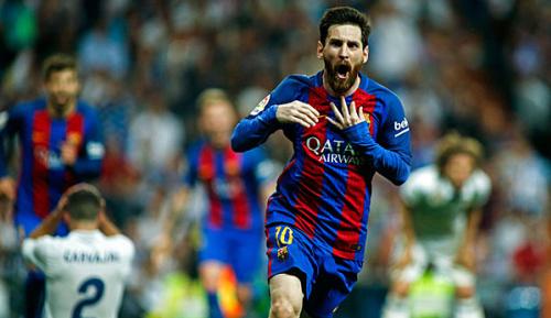 Primera Division: Messi erzielt seinen 500. Pflichtspieltreffer für Barcelona