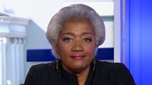 Donna Brazile on Mike Pence's RNC speech, impact of violence in America on race for the White House