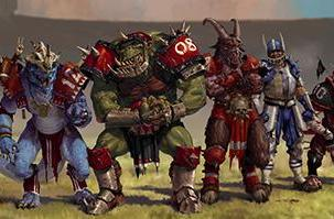 Gory football spoof Blood Bowl will soon tackle tablets