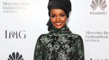 Halima Aden says wearing a burkini for Sports Illustrated 'had nothing to do with men, but everything to do with women'